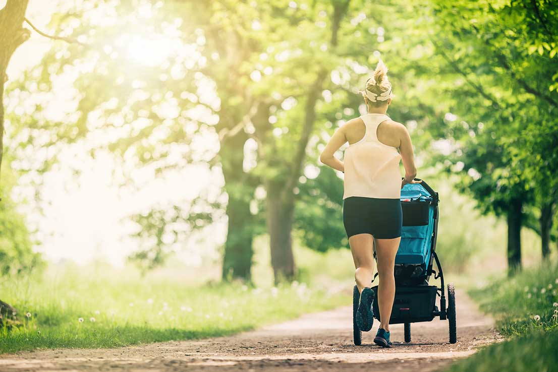 How Soon After the Birth of My Baby Can I Start Exercising?