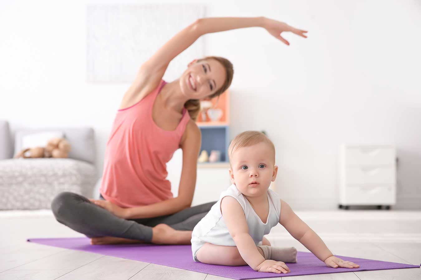 8 Tips for Exercising at Home